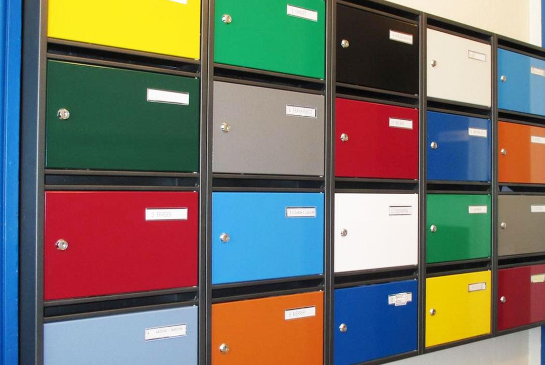 Mercier Boites Aux Lettres Collectives